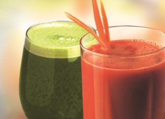 овощные соки: польза и вред