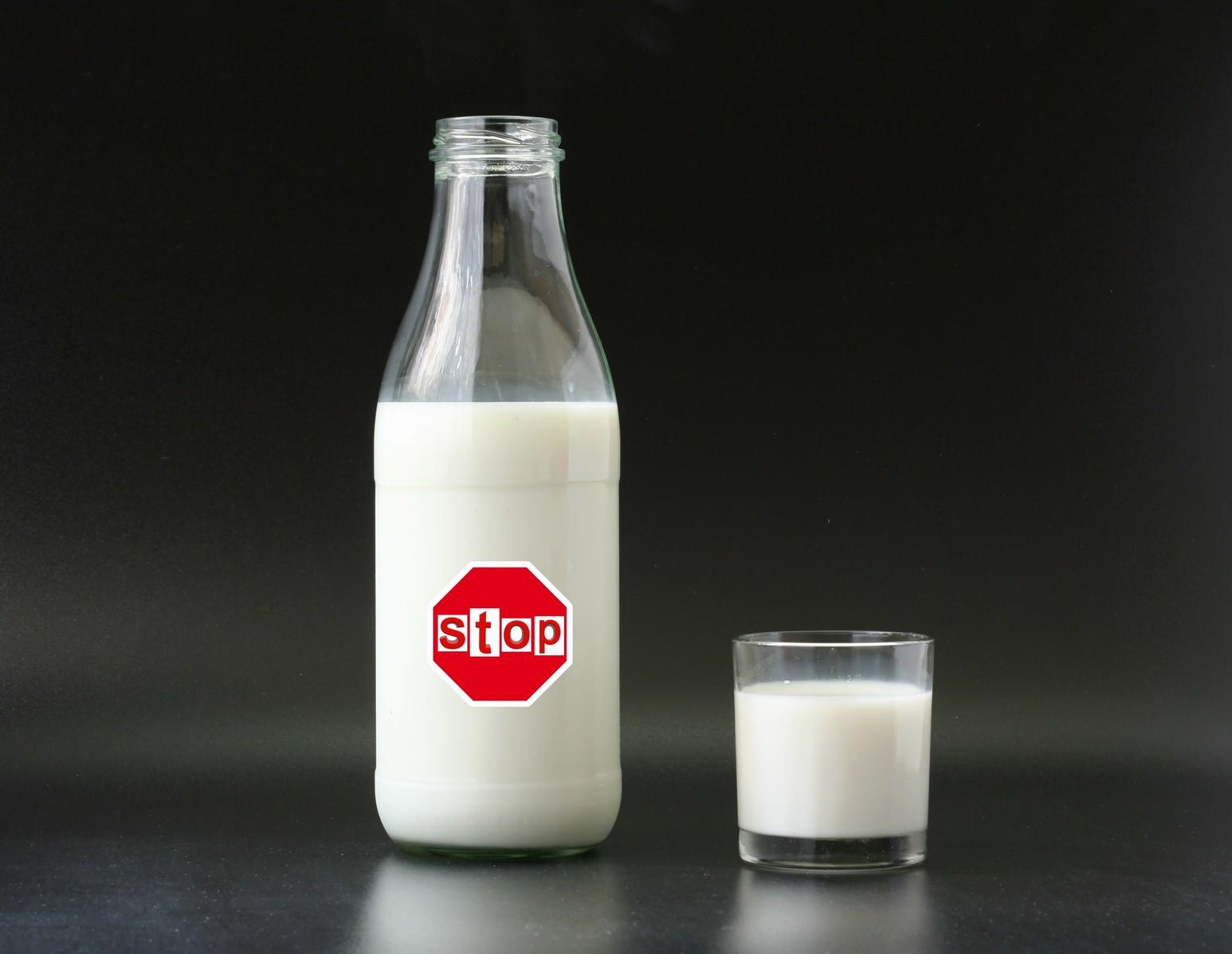 Аллергическая непереносимость молока