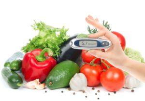Диета при диабете второго типа
