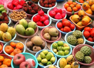 фрукты Юго-Восточной Азии