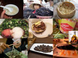 10 самых необычных и экстремальных блюд мира
