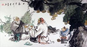 Чай и кофе в мифологии