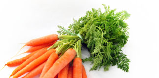Морковь: польза и вред, калорийность