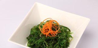 Морская капуста: калорийность, польза и вред