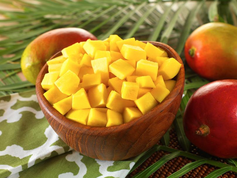 Манго: польза и вред, калорийность