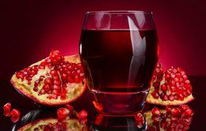 Гранат польза и вред калорийность