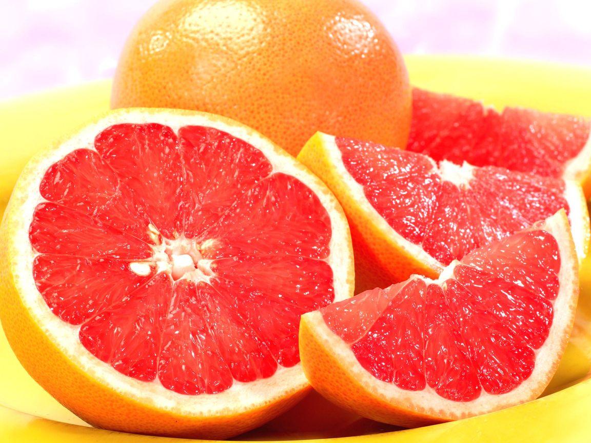 Грейпфрут: польза и вред, калорийность