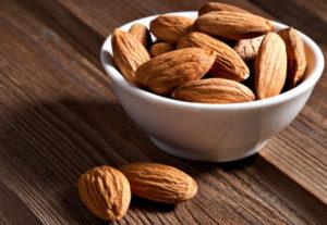Орехи миндаль польза и вред