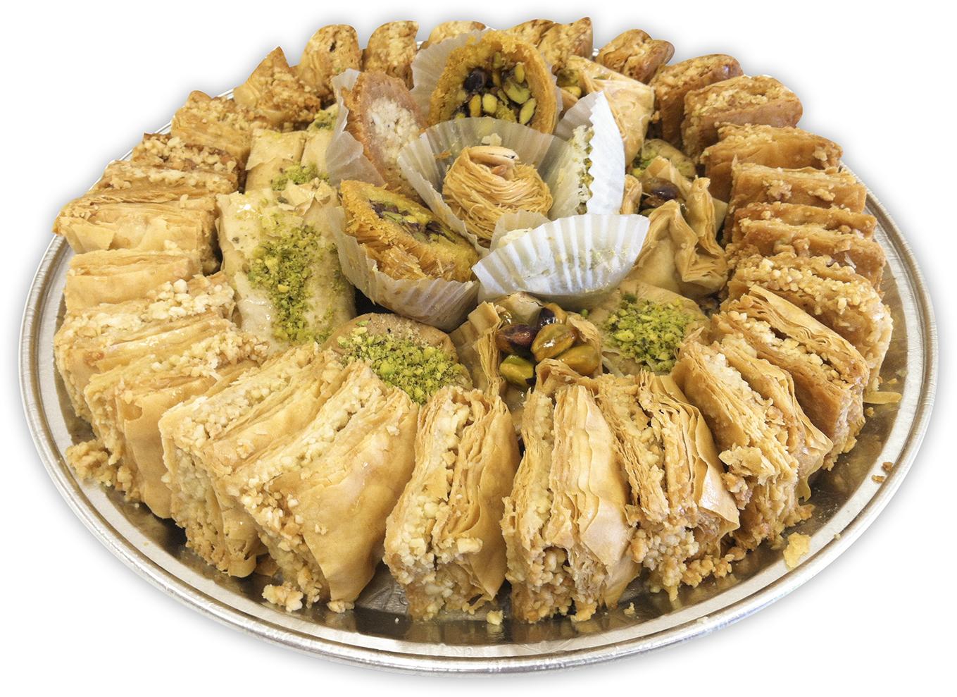 Восточные сладости. Названия самых популярных восточных сладостей