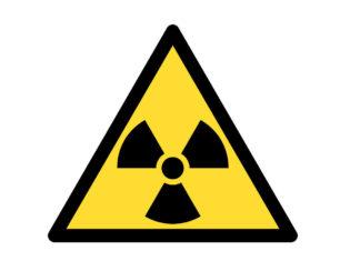 Заражение продуктов радионуклидами