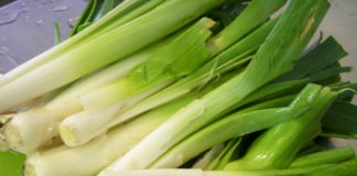 Лук-порей польза и вред калорийность способы приготовления