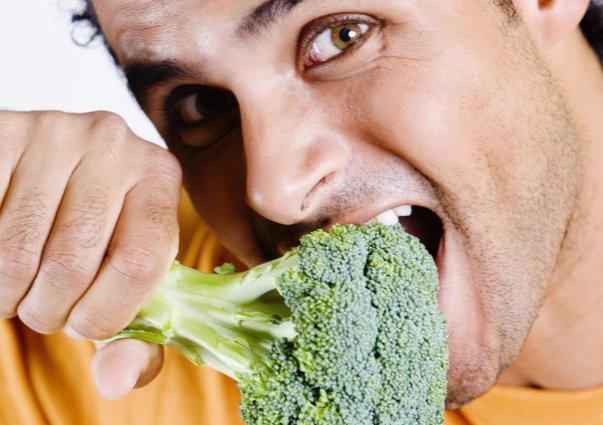 Правильное питание для мужчин по возрастам