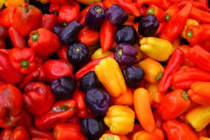 Болгарский перец польза и вред калорийность