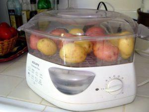 Картофель польза и вред калорийность способы приготовления