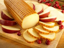 Колбасный сыр польза и вред калорийность