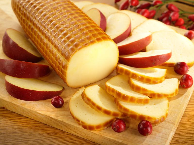 Колбасный сыр: польза и вред, калорийность