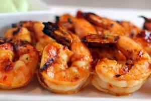 Креветки польза и вред калорийность