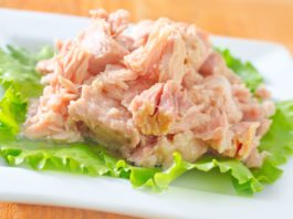 Тунец консервированный польза и вред калорийность