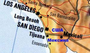 карта местности где был изобретен Цезарь