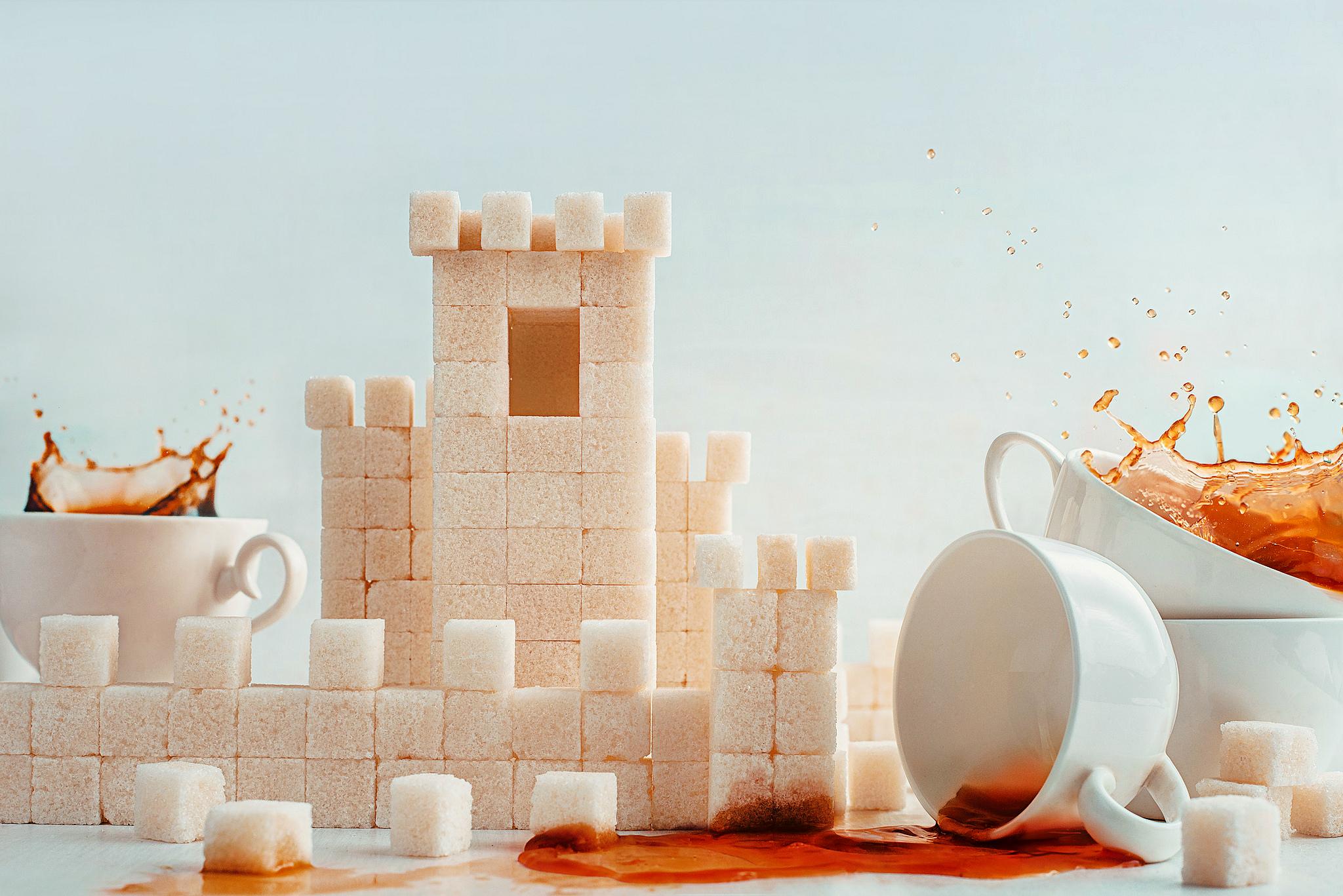 Сахар: история происхождения продукта и появления его в России