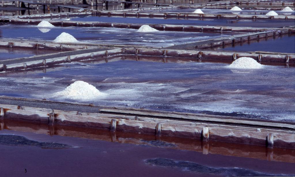месторождение соли