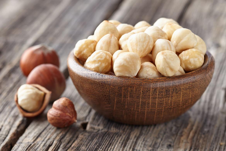 Фундук орехи: польза и вред, калорийность
