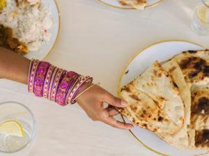 хлеб в Индии