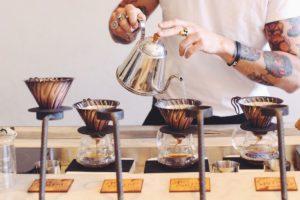 кофе в турках