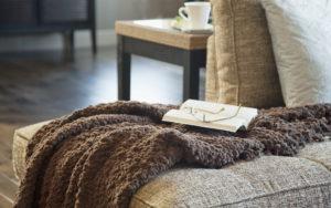 уютная обстановка дома