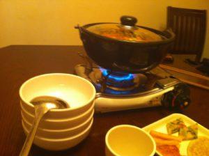 готовится суп