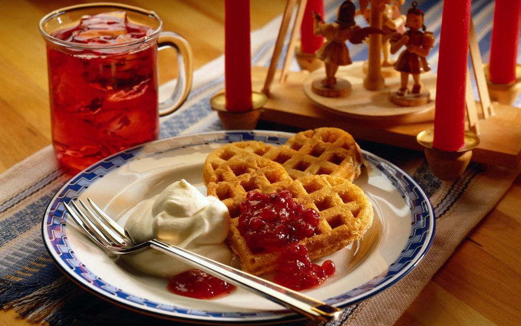 чай и сладкое