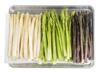 Спаржа калорийность полезные свойства противопоказания