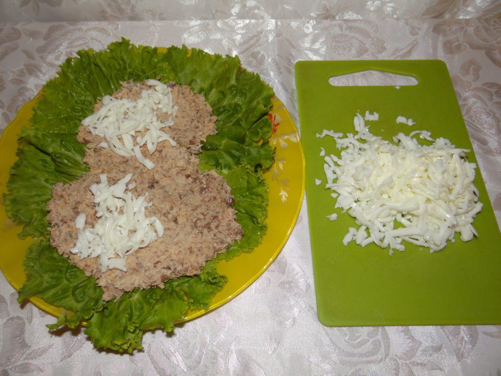 белки в салат