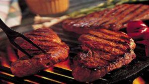Мясо на решетке - это и есть стейк