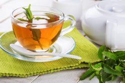 Русские напитки. Травяной чай