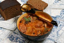 Щи — шедевр русской кухни