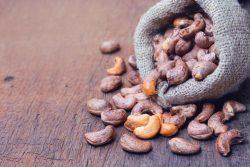 Орехи кешью: польза и вред, калорийность