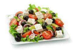 Греческий салат: история появления и теория приготовления блюда