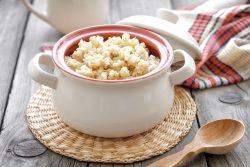 Пшеничная каша: польза и вред, калорийность