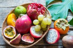 Необычные фрукты Юго-Восточной Азии