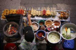 11 вкуснейших уличных блюд мира