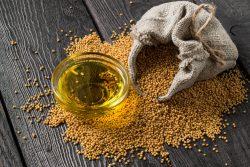 Масло горчичное: польза и вред
