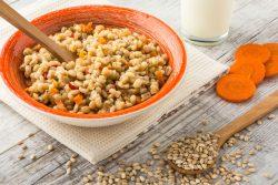 Ячневая каша: польза и вред, калорийность