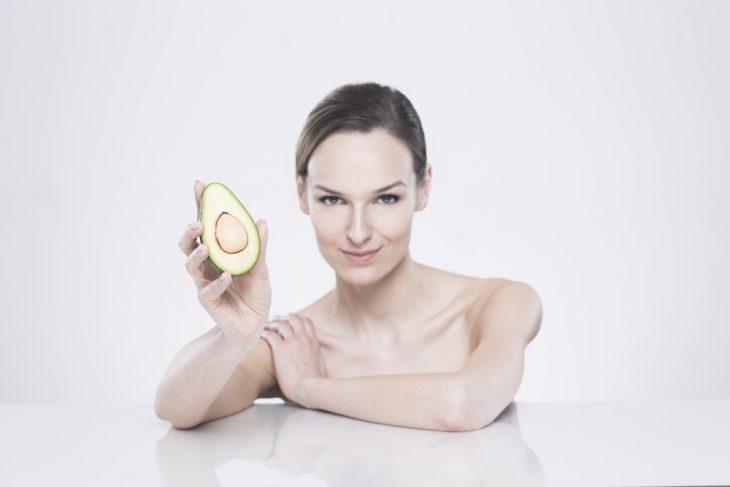 чем полезен авокадо маски из авокадо для лица