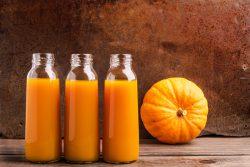 Тыквенный сок: польза и вред